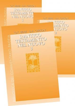 L'Antico Testamento nel Nuovo - 3 volumi indivisibili (Copertina rigida)