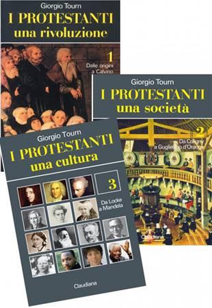 I protestanti - 3 volumi indivisibili (Brossura)
