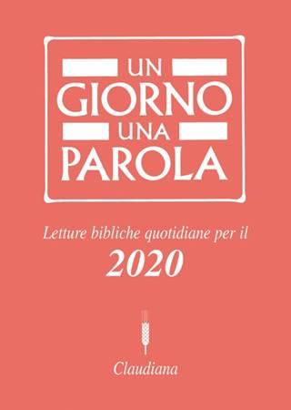 Un giorno una parola 2020 (Brossura)