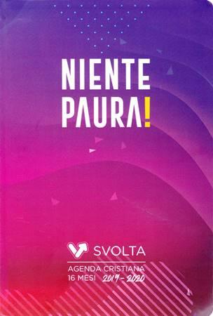 SvoltAgenda 2019/2020 Fluo (Copertina Soft con Elastico)