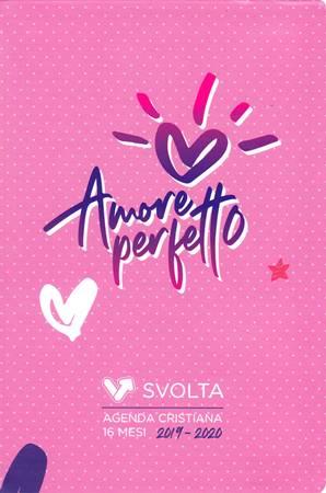 SvoltAgenda 2019/2020 Sweet Pink (Copertina Soft con Elastico)