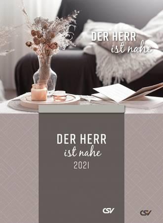 Una Parola per Oggi 2020 in tedesco (Blocchetto con fermo metallico)