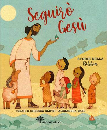 Seguirò Gesù (Copertina rigida)
