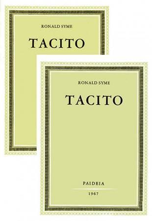 Tacito – 2 volumi indivisibili