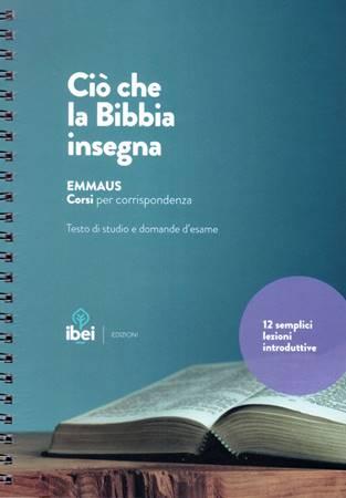 Ciò che la Bibbia insegna (Spirale)
