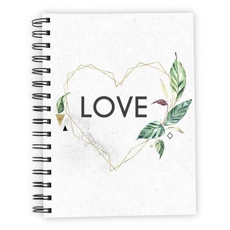 Quaderno Love (Spirale)