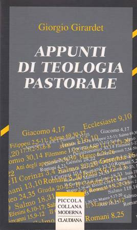 Appunti di teologia pastorale (Brossura)