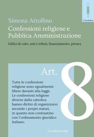 Confessioni religiose e Pubblica Amministrazione (Brossura)