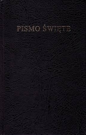 Bibbia in Polacco - Pismo Święte (Copertina rigida)