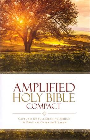Amplified Holy Bible (Copertina rigida)