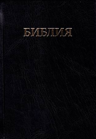 Bibbia in Russo piccola (Copertina rigida)