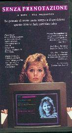 Senza prenotazione VHS