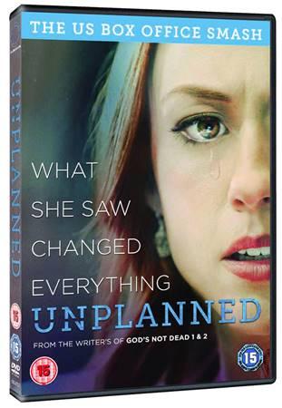 Unplanned - Film in lingua Inglese