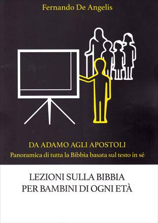 Lezioni sulla Bibbia per bambini di ogni età (Brossura)
