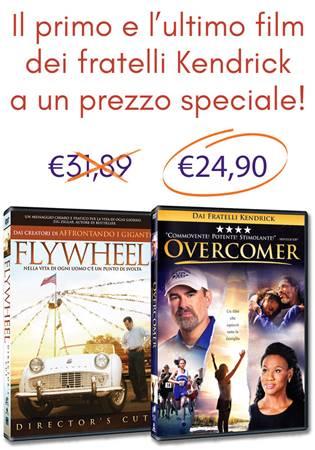 Flywheel + Overcomer: il primo e l'ultimo film dei fratelli Kendrick a un prezzo speciale [2 DVD]