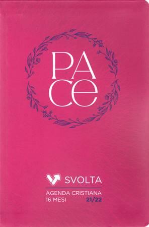 SvoltAgenda 2020/2021 Pink (Copertina Soft con Elastico)