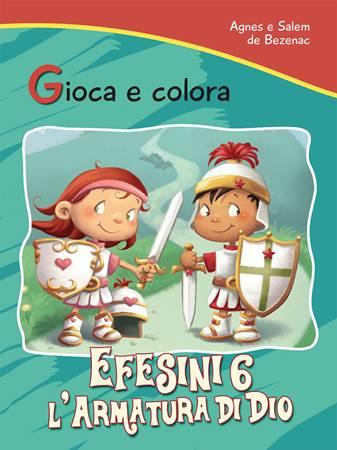 Gioca e colora: Efesini 6 (Spillato)