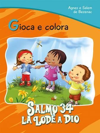 Gioca e colora: Salmo 34 (Spillato)