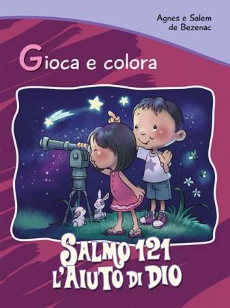 Gioca e colora: Salmo 121 (Spillato)