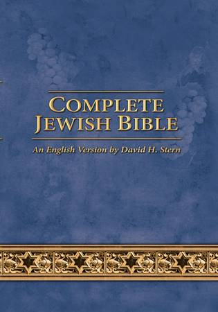 Complete Jewish Bible (Brossura)
