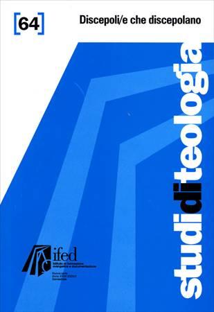 Discepoli/e che discepolano (Studi di teologia n°64) (Brossura)