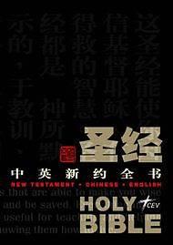 Chinese Union & English CEV Dual Language New Testament (Brossura)
