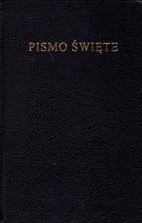 Pismo Święte - Biblia Warszawska (Copertina rigida)