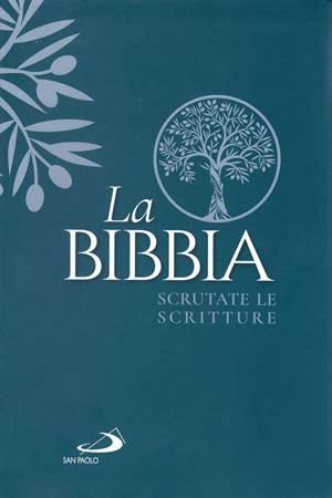 La Bibbia Versione Ufficiale CEI - Edizione in brossura (Brossura)