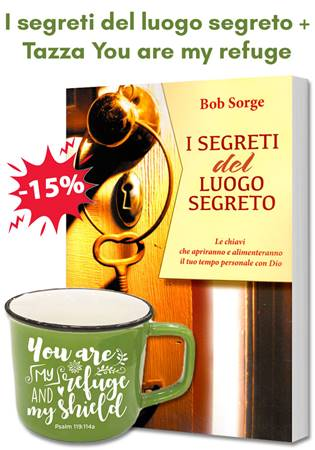 Pacchetto regalo I segreti del luogo segreto + Tazza verde You are my refuge (Brossura)