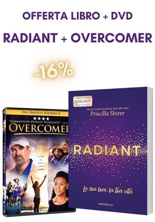 Offerta Radiant + Overcomer (Brossura)