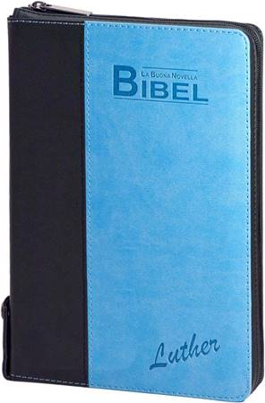 Bibbia in Tedesco NeueLuther - Standard Edition (Similpelle)