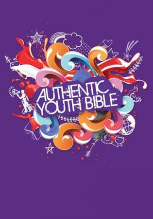 ERV Authentic Youth Bible (Copertina rigida)