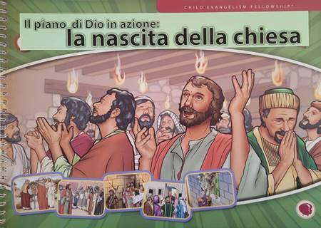 Il piano di Dio in azione: la nascita della chiesa (Spirale)