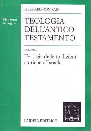 Teologia dell'Antico Testamento vol.1 (Brossura)