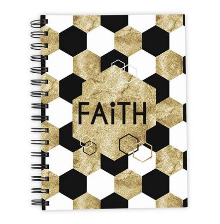 Quaderno Faith (Spirale)