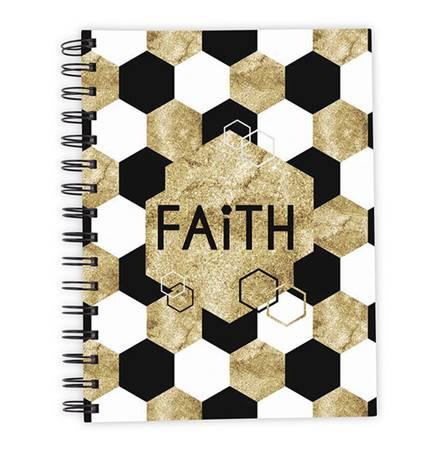 Quaderno Faith (Spirale)