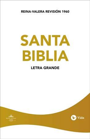 Santa Biblia RVR60 Edición Económica Letra Grande (Brossura)