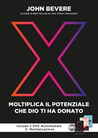 X: Moltiplica il potenziale che Dio ti ha donato (Brossura)