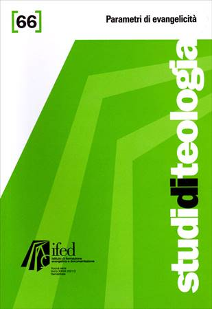 Parametri di evangelicità - Studi di teologia n°66 (Brossura)