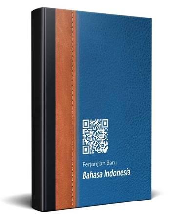 Nuovo Testamento interattivo in Indonesiano (Brossura)