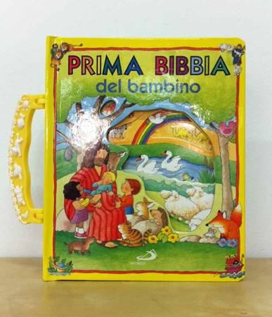 Prima Bibbia del bambino (Copertina Rigida con Valigetta)