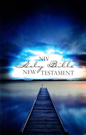 NIV New Testament - Outreach Bible (Brossura)