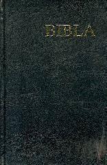 Bibla AL A94 S - Bibbia in lingua albanese (Cartonata nera; taglio oro) (Copertina rigida)