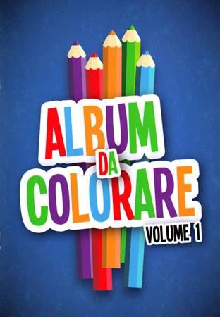 Album da colorare - Vol. 1 (Spillato)