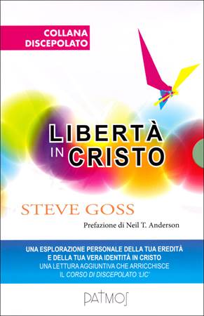 Libertà in Cristo - Cofanetto di 4 volumi Collana Discepolato - non vendibili separatamente