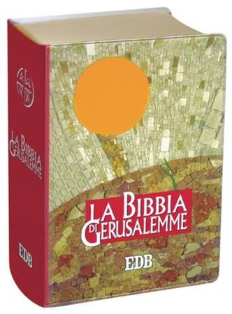 La Bibbia di Gerusalemme - Tascabile Economica (Copertina rigida)