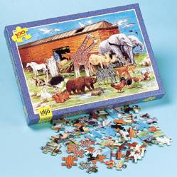 "A11 - Puzzle ""L'arca di Noè"""
