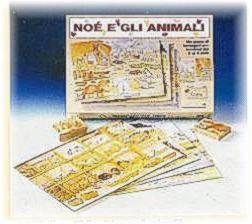 A187 - Noè e gli animali