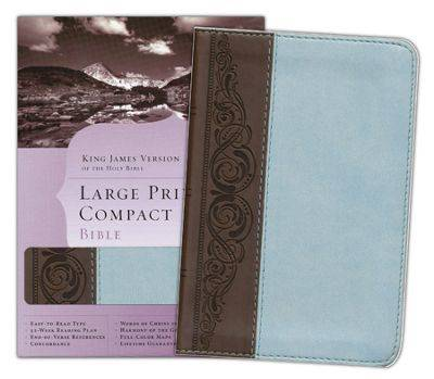 KJV Large Print Compact Bible (Similpelle)