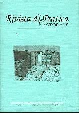 Rivista di Pratica Pastorale - Anno V - Numero 4
